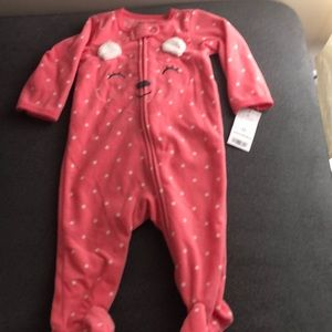 Carters sleeper nwt